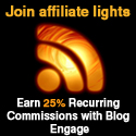 blog engage, rss service