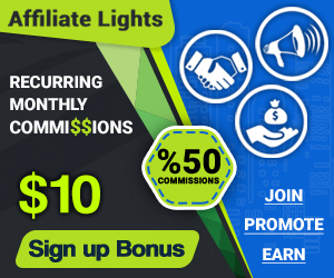 Affiliate Marketing, Affiliate Lights