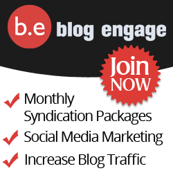Blog Engage Blog Marketing and Blog Traffic